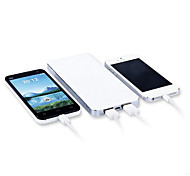 20000mAh Brilliant Ultra Slim Dual USB Portable Power Bank External Battery Charger for ipad iPhone6 Phone Tablets Pc