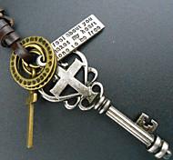 Fashion Cross Pendant Necklace