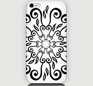 Retro-Muster zurück Fall für iPhone 6