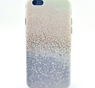 Sequin Beach Pattern TPU Soft Case for iPhone 5C