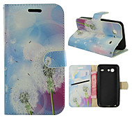 sportschool zoete snoep patroon full body case voor de Samsung Galaxy S Advance i9070