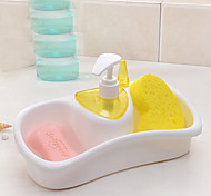 Multifunction Soap Dispenser +Soap Dish
