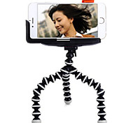12 in 1 Phone Clip Bracket Holder and Flexible Octopus Tripod Sets for Phone