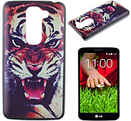 Tiger Pattern PC Phone Case for LG G2 Mini
