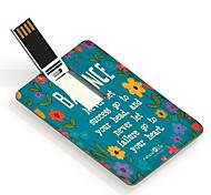 4GB Balance Design Card USB Flash Drive