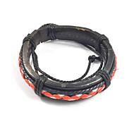 Fashion Men's Leather Bracelets 1pc