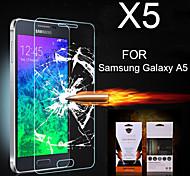 ultimative Stoßdämpfung Displayschutzfolie für Samsung Galaxy a5 (5pcs)