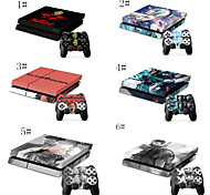 Survival/Action/Adventure Stories & Games Designer Vinyl Skin for Gaming Console & Free Controller Sticker Decal for PS4