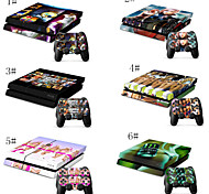 Designer Skin for Sony PlayStation 4 Console System