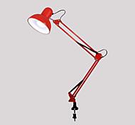 hanting carga de luz ajustable coolwhite 3w plegable (5000k) llevó mesa lámpara de la venta de la fábrica ac85-265v