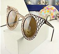 Women 's Hollow Retro Sunglasses