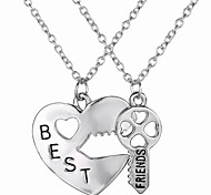Best Friends Fashion Pendant Necklace(couple)