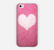 Schnee liebe muster pc phone case Schutzhülle für iPhone 6 Fall