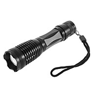 LED Flashlights/Torch / Lanterns & Tent Lights / HID Flashlights/Torch / Diving Flashlights/Torch Mode 1800 Lumens LumensAdjustable Focus