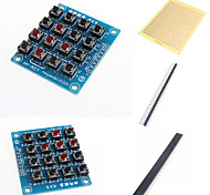 Matrix keyboard Robot Parts and Accessories for Arduino