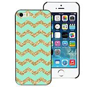 goldenen Streifen-Design Aluminium-Hülle für das iPhone 4 / 4s
