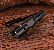 LED Flashlights/Torch / Handheld Flashlights/Torch LED 3 Mode 510 Lumens Cree XM-L2 T6 18650 Multifunction - Others Aluminum alloy
