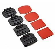Accessori GoPro Montaggio / Adesivo Per Gopro Hero 2 / Gopro Hero 3 / Gopro Hero 3+ ImpermeabileWakeboarding / Militare / Motoslitta /