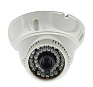 """cámara de 1/3 """"CMOS cctv 1000tvl visión nocturna de la cámara de seguridad 36LED cámara de vigilancia por vídeo en interiores infrarrojos"""