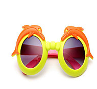 Sunglasses Boy / Girl / Kids's Fashion Round Multi-Color Sunglasses Full-Rim