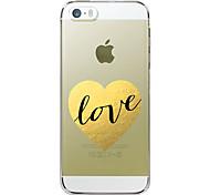 Projeto do amor duro para o iPhone 5c