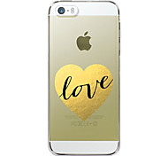 Love Design Hard Case for iPhone 5C