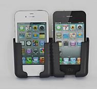 largeur du véhicule réglable téléphone mobile cadre de navigation de support multi-fonction pour l'automobile (couleurs assorties)