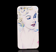 Monroe Pattern Cover for iPhone 6 Case