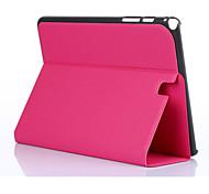 top kwaliteit luxe lederen folio full body stand case voor Galaxy Tab 9.7 inch (verschillende kleuren)