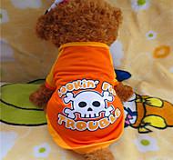 Hunde - Sommer - Nylon Orange - T-shirt - XS / S / M / L