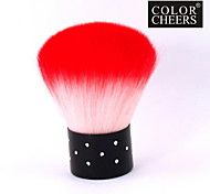 1PCS Synthetic Hair Nail Art Brush Top Twinkled(Random Color)