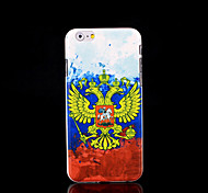 Russian style Pattern Cover for iPhone 6 Case