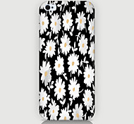 Chrysanthemum Pattern Phone Case Back Cover Case for iPhone6 Plus Case