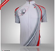 GETMOVING/Unisex Short Sleeve Spring/Summer/Autumn Cycling Tops/Jerseys Breathable/Ultraviolet Resistant/Quick Dry