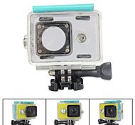 Kingma Waterpfoof Housing Case Compatible With XIAOMI XIAOYI 1,Diving Depth of 40 m -- Green