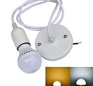 JIAWEN® E27 7W 14x5730SMD 560LM 3000-3200K/6000-6500K Warm White/Cool White LED Ceiling Lights (AC 85-265V)