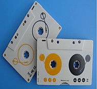 Portable Stereo SD MMC Car Cassette Adapter Stereo music output MP3 Player tape walkman tape player with remote control