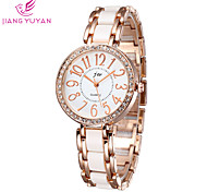 Women Rhinestone Watches Woman Tag Brand Lady Fashion Rose Gold Watch Women's Dress Watches Female Quartz Wristwatches Cool Watches Unique Watches