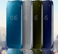 Kristallspiegel Ganzkörper-Fall für Samsung-Galaxie s6 g9200 (verschiedene Farben)
