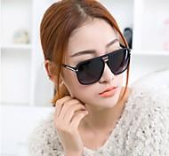 100% UV400 Women's Oversized Sunglasses
