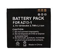 OEM AZ13-1 3.7v 1010mAh Camera Battery for Xiaomi Xiaoyi Sports Camera