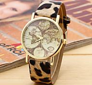 movimento senhoras moda retro cinto rodada chinês relógio (cores sortidas)