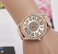 orologi da uomo europa e negli stati uniti di vendita orologio svizzero acciaio legato cristallo di quarzo