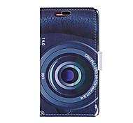 patrón de la cámara caso de cuerpo completo para Samsung Galaxy Xcover 3 g388f (colores surtidos)