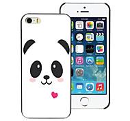 schöne Panda Design Aluminium-Hülle für das iPhone 4 / 4s