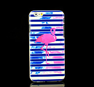 Flamingos Pattern Cover for iPhone 6 Case