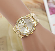 Women's Watches Swiss Quartz Alloy Diamond Watches Fashion Gold Watch Cool Watches Unique Watches