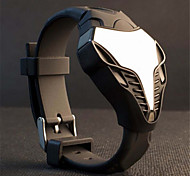 cobra-LED-Display Uhr buntes Licht digitalen Sport Stealth Fighter-Stil Armbanduhren