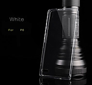 cover fondello trasparente per Huawei p6