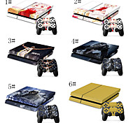 Parental Advisory Designer Vinyl Skin for Gaming Console And Free Controller Decal for PS4 Sexy